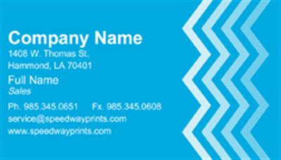 Speedway printing hammond la chevron business card id b73 1215077 reheart Images