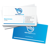2-Sided Business Cards