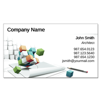 3D Blocks Business Card ID # B73-00000003