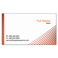 Premium Business Card ID # B73-00000008